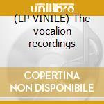 (LP VINILE) The vocalion recordings lp vinile
