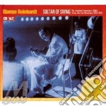 Sultan of swing cd musicale di Django Reinhardt