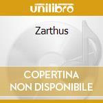 ZARTHUS cd musicale di BASHO ROBBIE