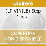 (LP VINILE) Step 1 e.p. lp vinile di Incredibile afro ban