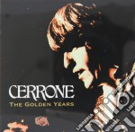 THE GOLDEN YEARS cd musicale di Cerrone