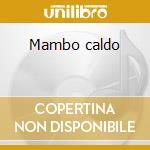 Mambo caldo cd musicale di Artisti Vari