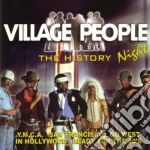 THE HISTORY-NIGHT cd musicale di VILLAGE PEOPLE