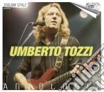 ANTOLOGIA (2cd digipack) cd musicale di TOZZI UMBERTO
