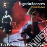 TARANTA POWER cd musicale di BENNATO EUGENIO