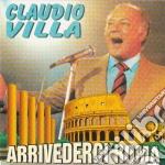 Claudio Villa - Arrivederci Roma cd musicale