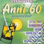 Anni 60 Souvenir cd musicale