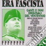 Era Fascista #01 cd musicale