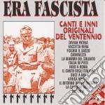 Era Fascista #02 cd musicale