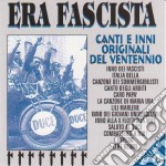 Era Fascista #03 cd musicale