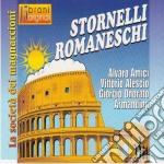 Stornelli Romani cd musicale