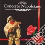Concerto Napoletano - Rosso cd musicale