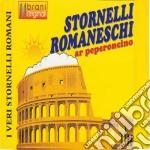 Stornelli Romaneschi Ar Peperoncino cd musicale