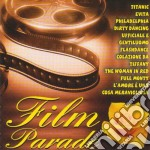 Film parade cd musicale di Artisti Vari