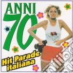 Anni 70 Hit Parade Italiana cd musicale