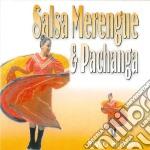 SALSA MERENGUE E PACHANGA cd musicale di ARTISTI VARI