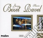 Georges Bizet / Maurice Ravel (2 Cd) cd musicale