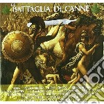 LA BATTAGLIA DI CANNE cd musicale di ARTISTI VARI