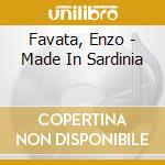 MADE IN SARDINIA cd musicale di Enzo Favata
