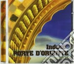 Indaco - Porte D'oriente cd musicale di INDACO