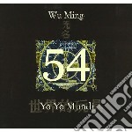 Yo Yo Mundi - Wu Ming 54 cd musicale di YO YO MUNDI
