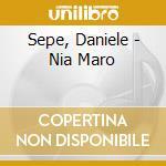 NIA MARO cd musicale di Daniele Sepe