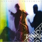 OTTONI & SETTIMINI cd musicale di LA LIONETTA