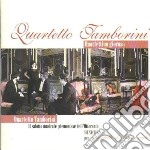 Quartetto Tamborini - Quartettino Giocoso cd musicale di QUARTETTO TAMBORINI