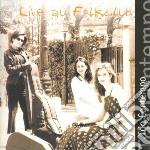 LIVE AU FOLKCLUB cd musicale di TRIO CONTEMPO