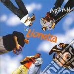 ARZAN cd musicale di LA LIONETTA