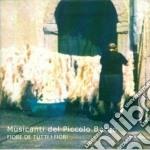 Musicanti Del Piccolo Borgo - Fiore De Tutti I Fiori cd musicale di MUSICANTI DEL PICCOL
