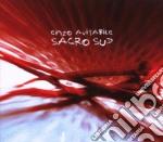 SACRO SUD cd musicale di AVITABILE ENZO