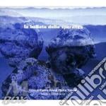 LA BALLATA DELLA SPERANZA cd musicale di FANTINI/VENIER