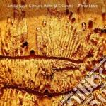Succi / Maier / Gandhi - Three Lines cd musicale di SUCCI/MAIER/GANDHI