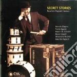 Secret stories cd musicale di Maurizio Pagnutti