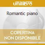 Romantic piano cd musicale