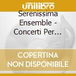 Concerti/sonate cd musicale