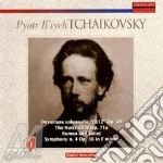 Ouverture solenelle-the nutcracker-romeo & juliet cd musicale di Tchaikovsky