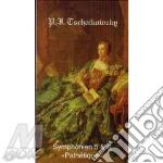 Symphoniey n�5&6 cd musicale di Tchaikovsky