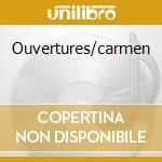 Ouvertures/carmen cd musicale di Rossini/bizet