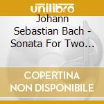 J.s. Bach - Sonata For Two Flutes In G Major cd musicale