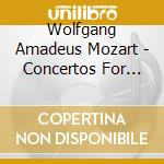 Mozart - Concertos For Flute,harp And Orchestra cd musicale