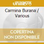 Carmina burana cd musicale