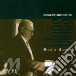 Music blues cd musicale di Romano Mussolini
