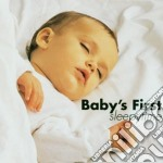 Baby's first sleepyt cd musicale