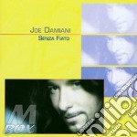 SENZA FIATO cd musicale di DAMIANI JOE