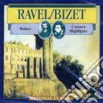 Ravel-bizet - Bolero-carmen Highlights cd musicale di Ravel