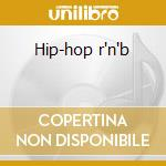 Hip-hop r'n'b cd musicale