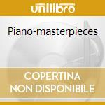 Piano-masterpieces cd musicale