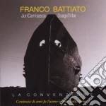 Franco Battiato -  La Convenzione cd musicale di BATTIATO FRANCO